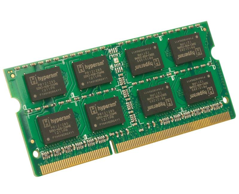 Operační paměť Lenovo 4GB DDR3L 1600MHz Operační paměť, SO-DIMM, 4GB, DDR3L, PC3-12800, T440, T540, X240, W540, L440, L540, E540, X250, Tx50, W550, Lx50, Ex50 0B47380
