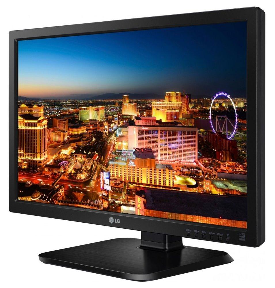 LED monitor LG 22MB37PU 21,5 LED monitor, 1920x1080, 5M:1, 5ms, D-Sub, DVI, USB, matný, černý 22MB37PU-B.AEU