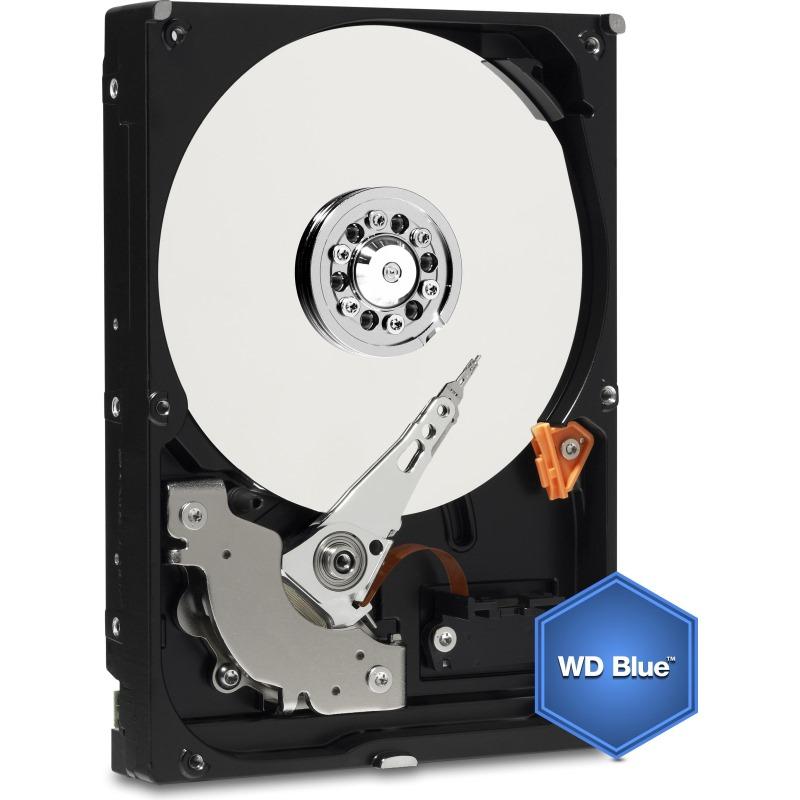 Pevný disk WD Caviar Blue 6 TB Pevný disk, SATA600, Interní 3,5, 5400RPM, 64 MB WD60EZRZ