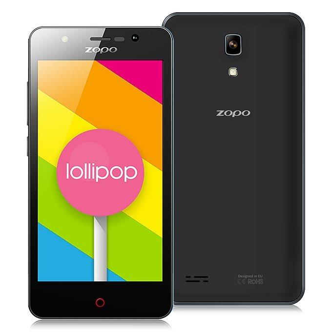 Mobilní telefon ZOPO ZP350 Color E Mobilní telefon, dotykový, Quad Core 1.0GHz, 1GB RAM, 8GB, 5 IPS, Android 5.1, 8MPx, LTE, dual SIM, černý ZOPOZP350BLACK