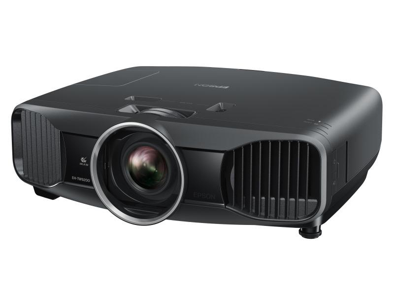 Projektor 3LCD EPSON EH-TW9200 Projektor, 3LCD, Full HD, 2400 ANSI, 600 000, 3D, HDMI, černý V11H587040