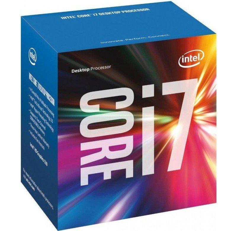 Procesor INTEL Core i7-6700 Procesor, 3.4GHz, 8MB, socket 1151, BOX BX80662I76700