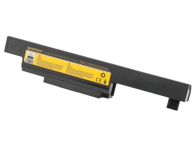 Baterie PATONA pro MSI A32-A24 Baterie, pro notebook MSI CX480/CX480MX, 4400 mAh, Li-Ion, 11,1V, kompatibilní s baterií A32-A24 PT2302