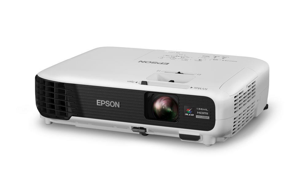 Projektor EPSON EB-U04 Projektor, WUXGA, Business Projektor, 3LCD, 3000 ANSI, 15 000:1, HDMI, USB 3-in-1 V11H763040