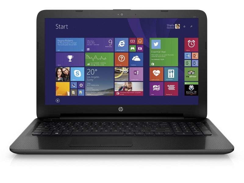 Notebook HP 255 G4 Notebook, 15,6 HD, AMD A6-6310, 4GB, 1TB HDD, DVD, HDMI, WIFI, BT, W10 N0Z73EABCM