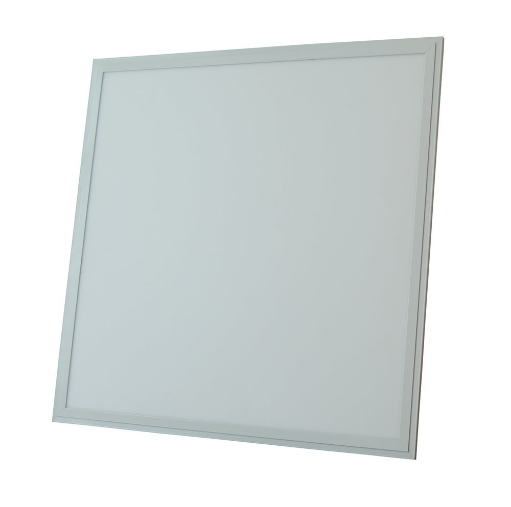 LED panel IMMAX 36W LED panel, 600x600x9mm, 36W, 3300 lm, přírodní bílá, stmívatelný, 5Y + zdroj RC, bílý 08840D