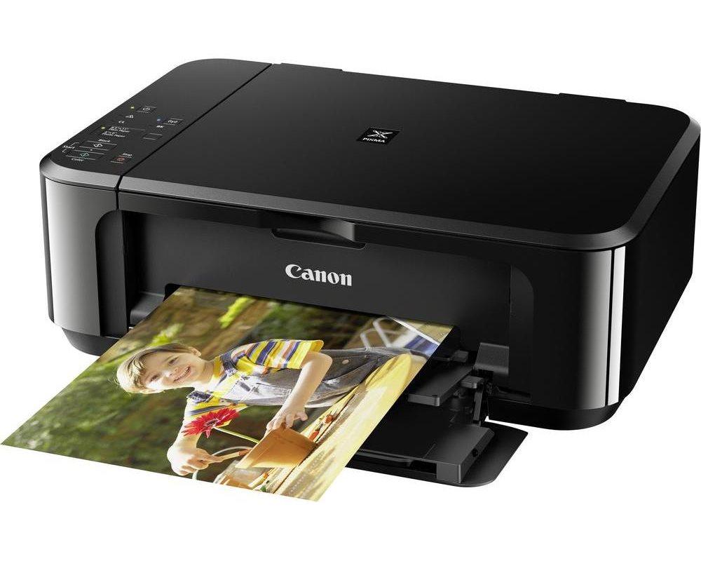 Multifunkční tiskárna Canon PIXMA MG3650 černá Barevná multifunkční inkoustová tiskárna, A4, 4800x1200, Duplex, Wi-Fi, USB, černá 0515C006