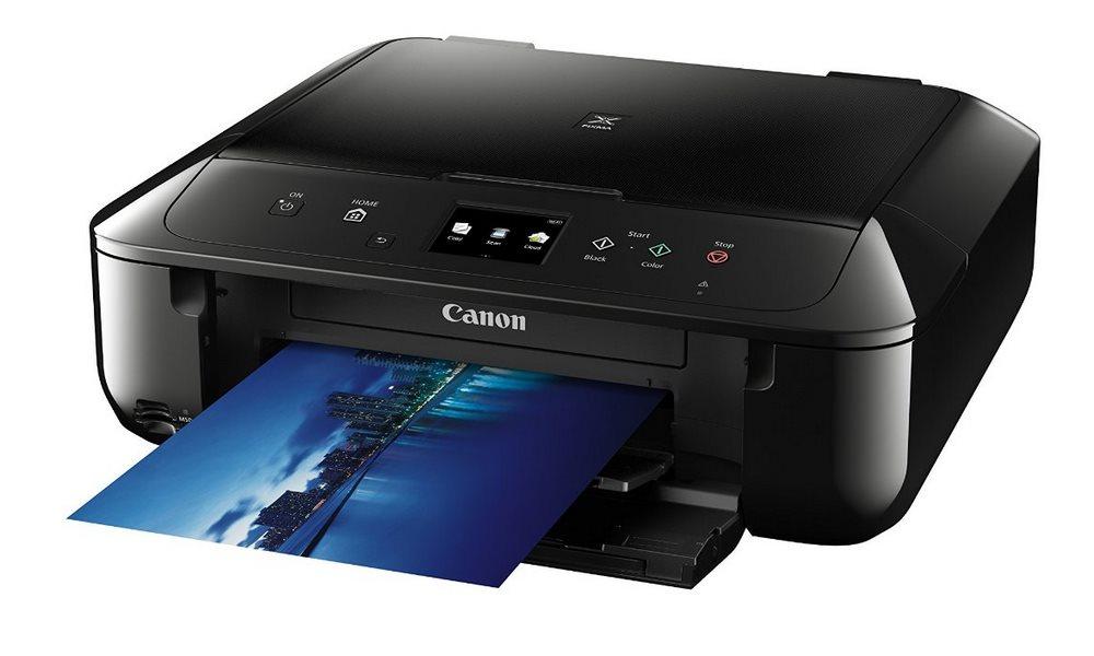 Multifunkční tiskárna Canon PIXMA MG6850 černá Barevná multifunkční inkoustová tiskárna, A4, 4800x1200, duplex, 3LCD, Wi-Fi, čtečka, NFC, USB, černá 0519C006