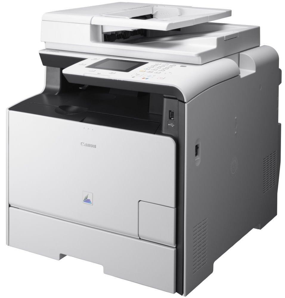 Multifunkční tiskárna Canon i-SENSYS MF728Cdw Barevná multifunkční laserová tiskárna, A4, dotykový LCD, DADF, USB, Síť, Wi-Fi, FAX 9947B002
