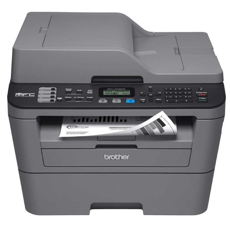 Multifunkční tiskárna BROTHER MFC-L2700DN Černobílá multifunkční laserová tiskárna, A4, laser, 2400x600 dpi, print, copy, scan, RJ-45, USB MFCL2700DNYJ1