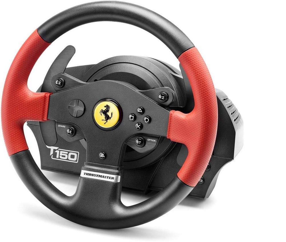 Volant THRUSTMASTER T150 Ferrari Volant, pedály, T150 Ferrari, pro PS3, PS4, PC 4160630
