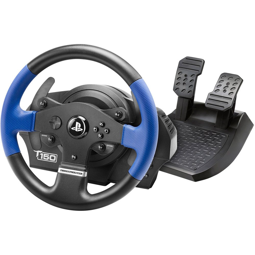 Volant THRUSTMASTER T150 RS Volant, pedály, pro PS3, PS4, PC 4160628