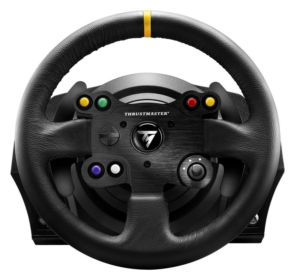Volant THRUSTMASTER TX Leather Edt Volant, pedály, pro Xbox One, PC 4460133