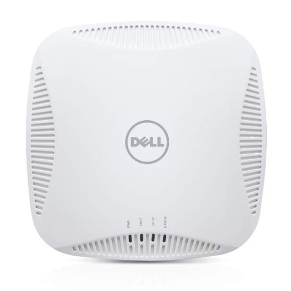 Access point DELL PowerConnect W-IAP205 Access point, 802.11 ac/n, 2x2 MIMO, 1x RJ45, NBD on-site 210-ACUR