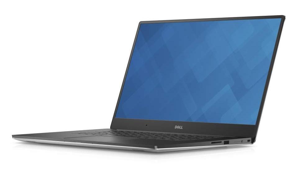 Notebook DELL XPS 15 Notebook, i5-6300HQ, 8GB, 32GB SSD + 1TB, nVidia GTX 960M 2GB, 15.6 FHD, W10 ENG, stříbrný, 2YNBD on-site N-XPS15-N2-511S