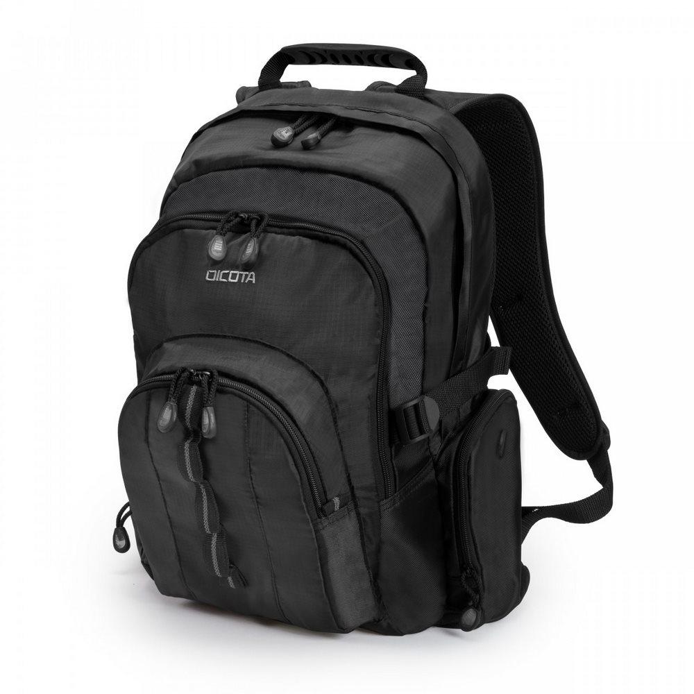 Batoh DICOTA Backpack Universal 14-15,6 černý Batoh, pro notebook, 14-15.6, černý D31008