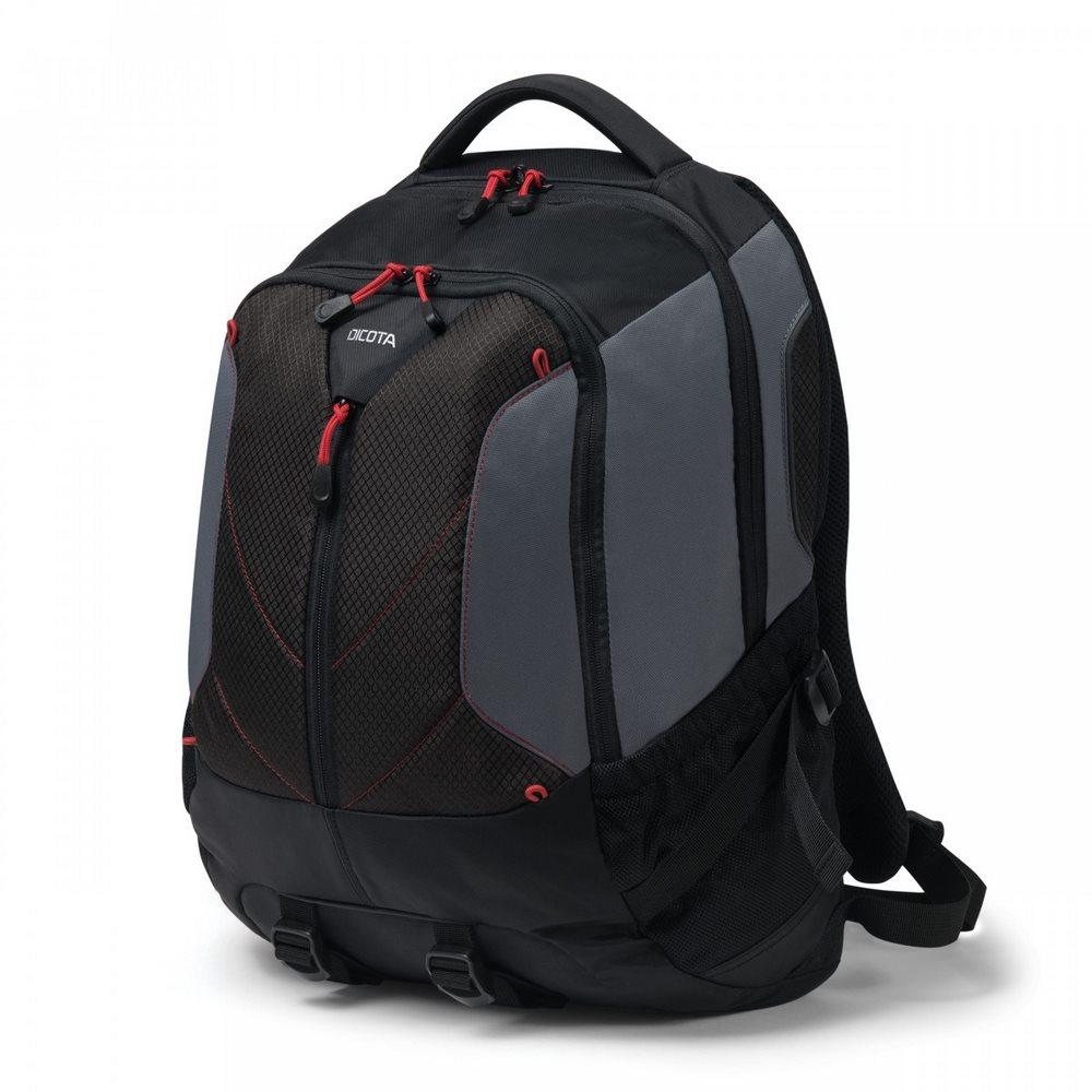 Batoh DICOTA Backpack Ride 14-15,6 černý Batoh, pro notebook, 14-15.6, černý D31046