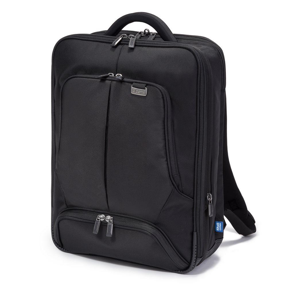 Batoh DICOTA Backpack PRO 15-17,3 černý Batoh, pro notebook, 15-17.3, černý D30847