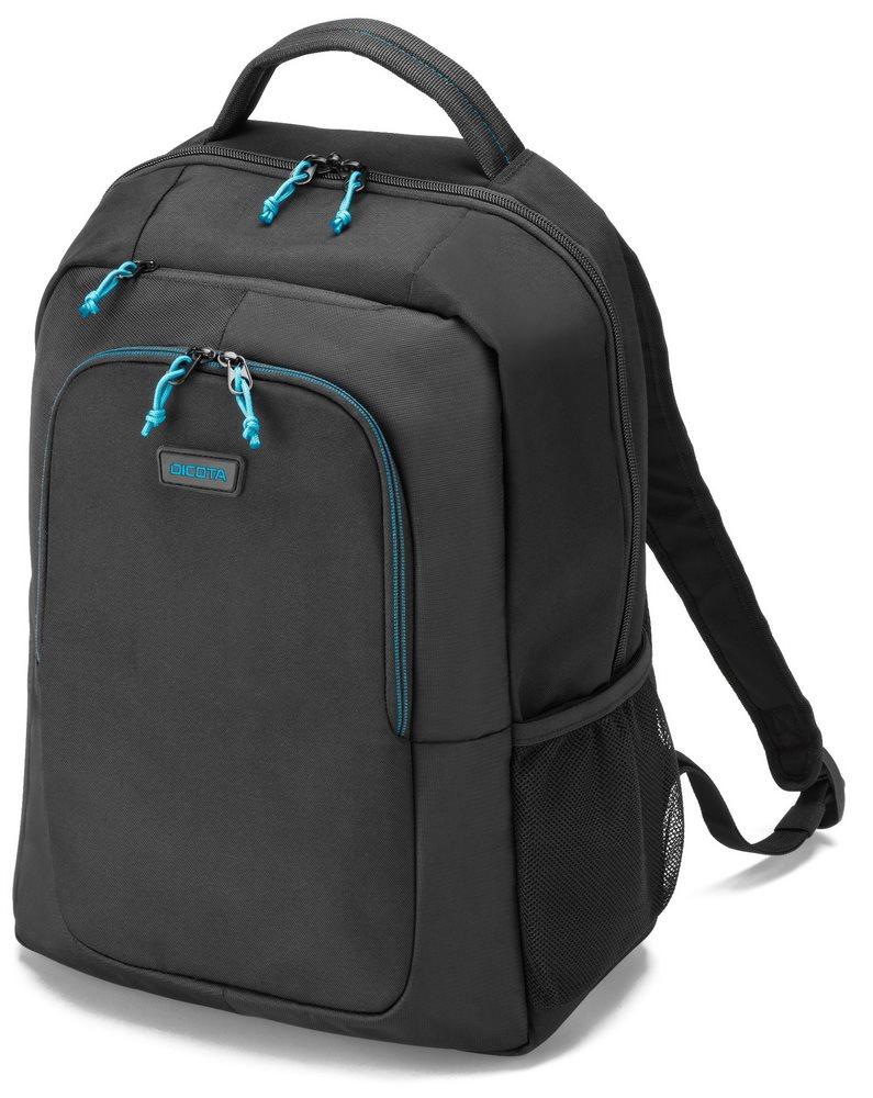 Batoh DICOTA Spin Backpack 14-15,6 černý Batoh, pro notebook, 14-15.6, černý D30575
