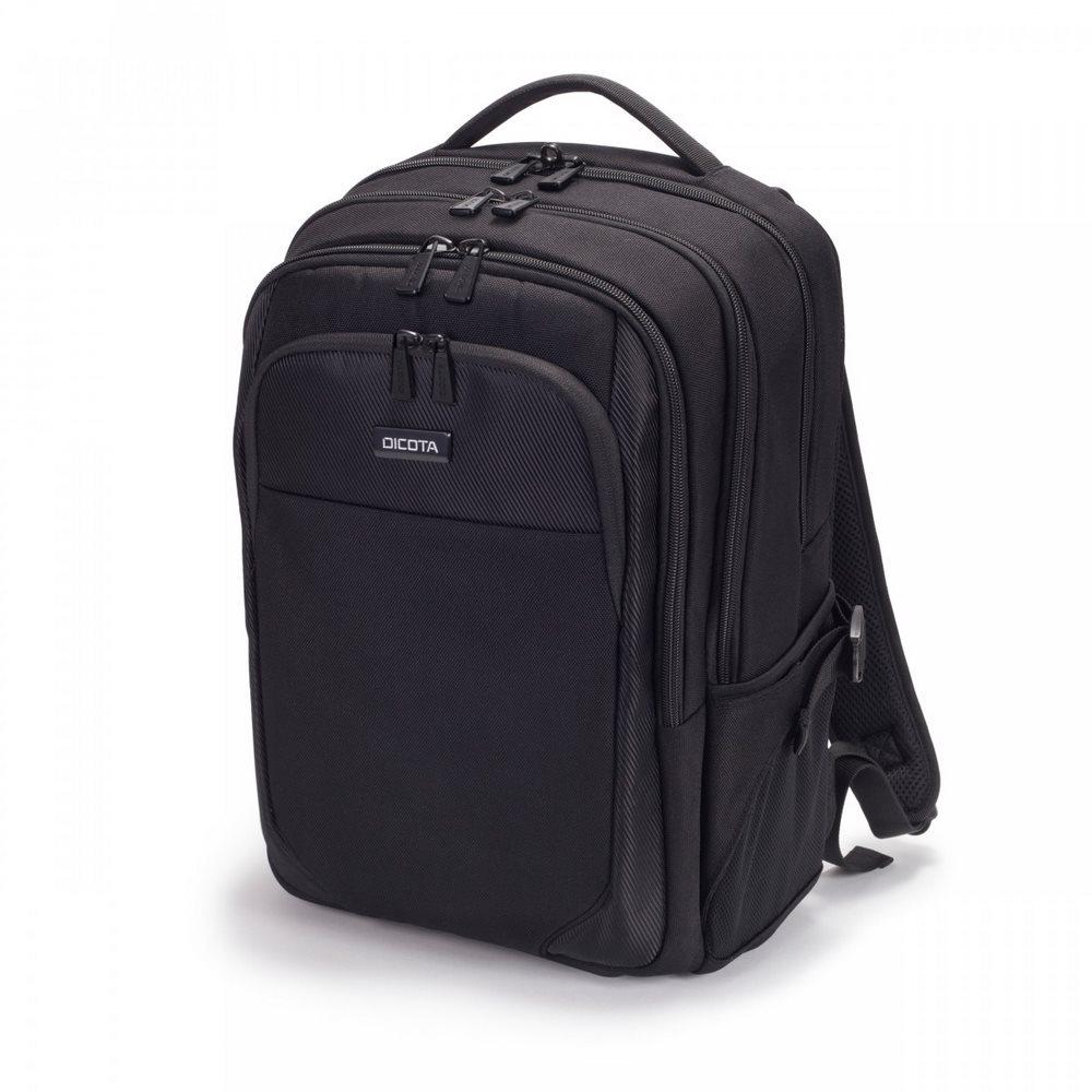 Batoh DICOTA Backpack Performer 14-15,6 černý Batoh, pro notebook, 14-15.6, černý D30674