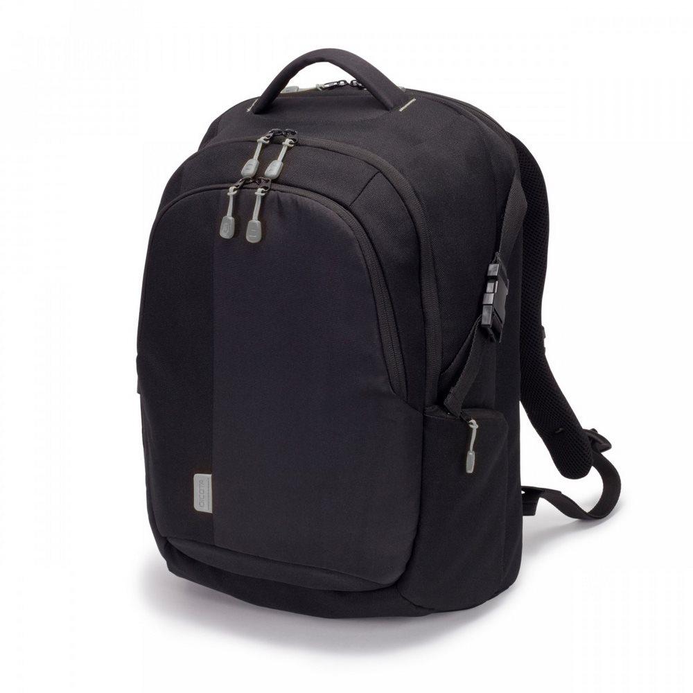 Batoh DICOTA Backpack Eco 14-15,6 černý Batoh, pro notebook, 14-15.6, černý D30675
