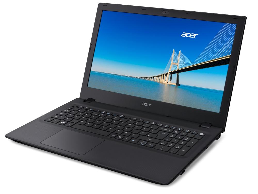 Notebook Acer Extensa 15 Notebook, i5-5200U, 4 GB, 1 TB, DVDRW, HD Graphics, 15.6 HD matný, BT, W10 Home, černý NX.EF6EC.006