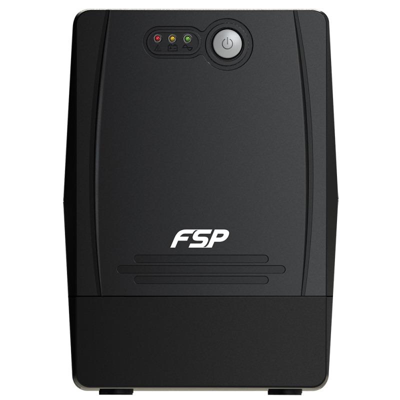 Záložní zdroj UPS FORTRON FP 1000VA Záložní zdroj UPS, line interactive, 1000 VA, 600W PPF6000601