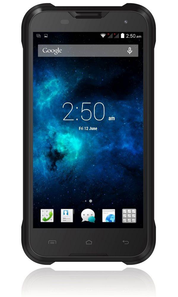 Mobilní telefon IGET Blackview BV5000 Mobilní telefon, dotykový, odolný, 5 IPS, 1280 x 720, Quad-Core, 16GB, 13 MPx + 5 MPx, Dual SIM, 4G/LT Blackview BV5000