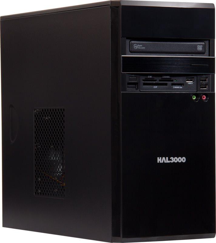HAL3000 Enterprice 0614 Počítač, X2 2650, 4GB, 500GB, DVD, Win8.1 - POUŽITÉ PCHS1165V