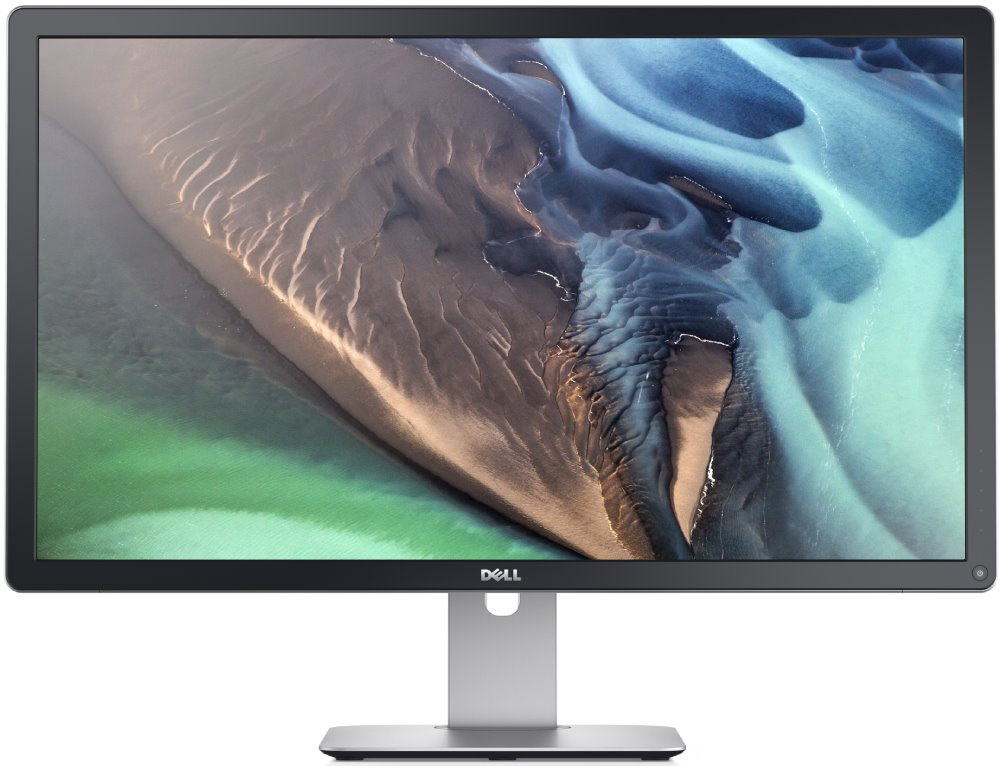 LED monitor DELL UP3216Q UltraSharp 32 LED monitor, 16:9, 3840x2160, 1000:1, 6ms, UHD, HDMI, 4x USB 3.0, IPS, černý, 3YNBD on-site 210-AGUR