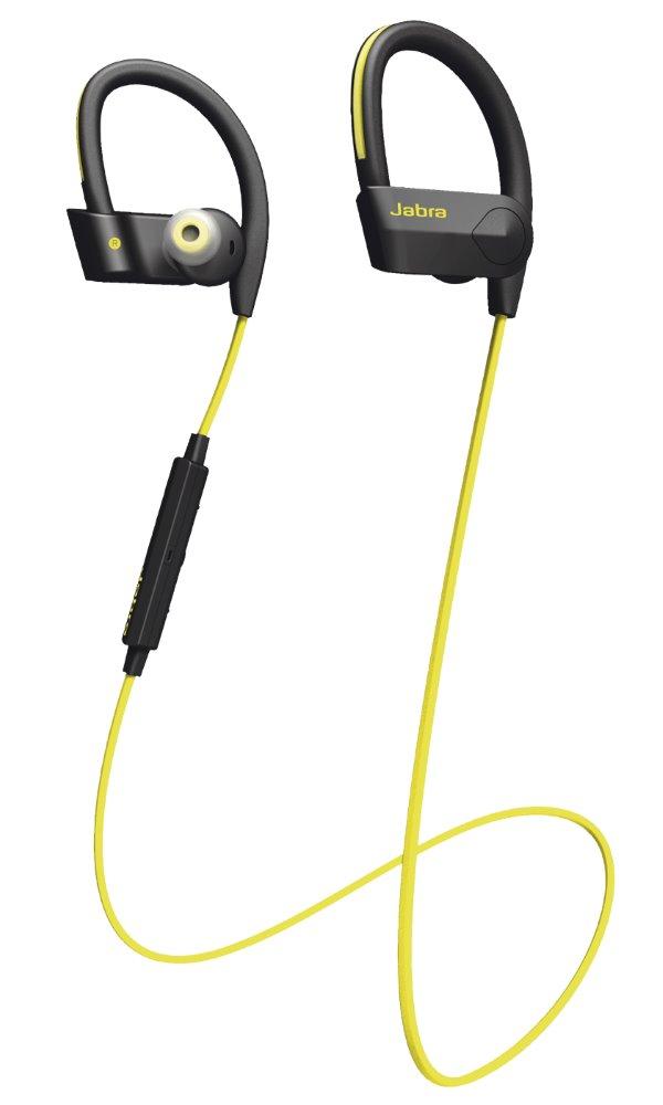 Sluchátka JABRA Pace žluté Sluchátka, bluetooth, stereo, sportovní, žluté BLUHFPJPACEYE