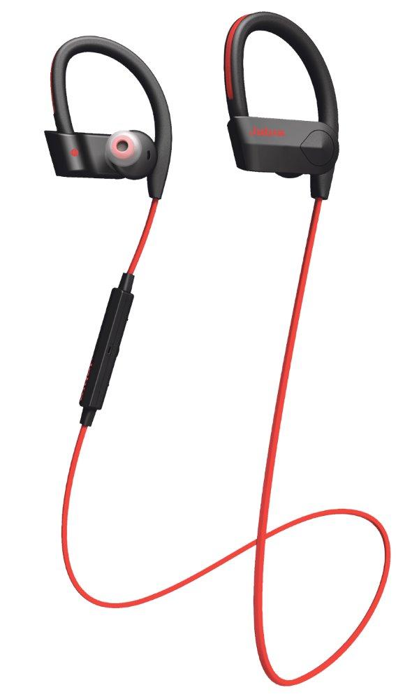 Sluchátka JABRA Pace červené Sluchátka, bluetooth, stereo, sportovní, červené BLUHFPJPACERE