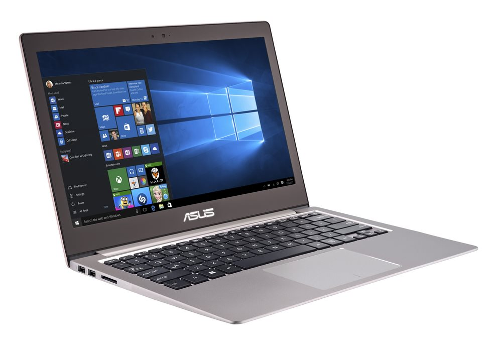 Ultrabook ASUS ZenBook UX303UB-R4015T Ultrabook, i5-6200U, 8GB, 256GB SSD, 13.3 FHD IPS, GT940M 2GB, W10, růžově zlatý UX303UB-R4015T