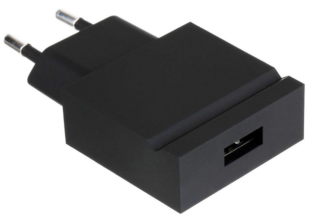 Nabíječka usbepower POP černá Nabíječka, USB, černá