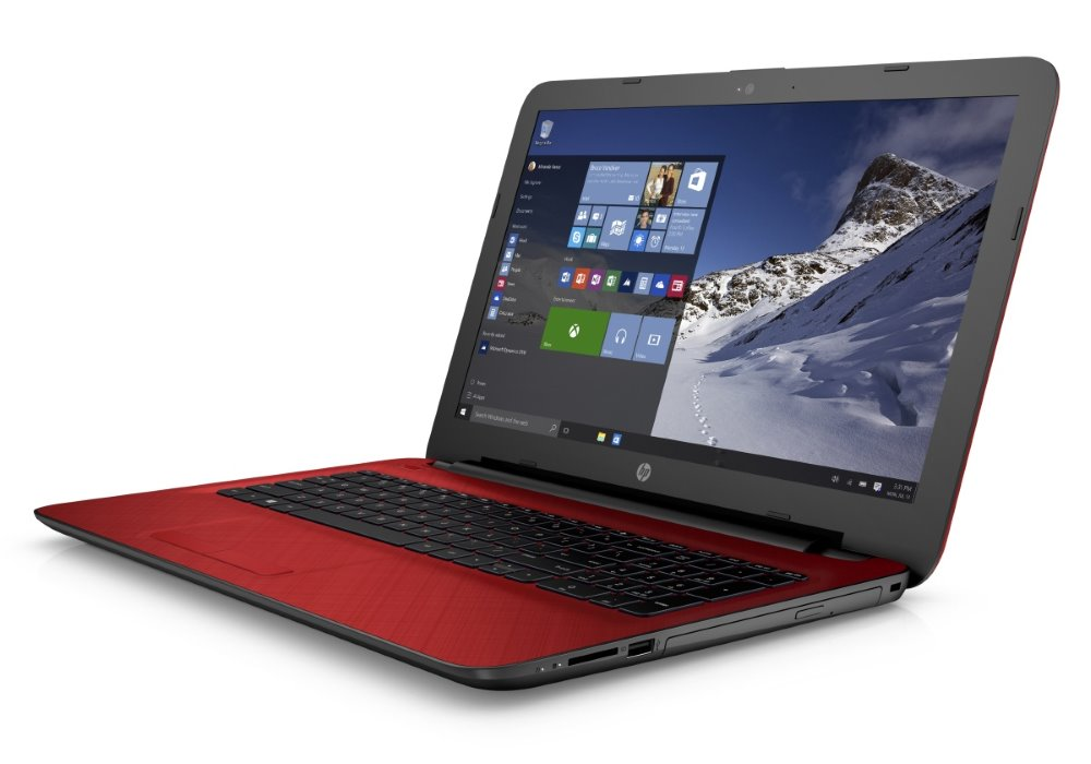 Notebook HP 15-af105nc Notebook, 15.6 1366x768, A8-7410, 8GB, 1TB, DVD, AMD R5M330-2GB, Win10 L2S93EABCM