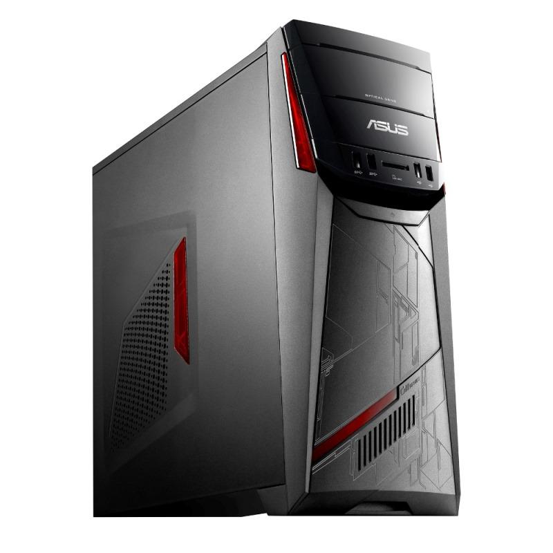 Počítač ASUS G11CB-CZ024T Počítač, i7-6700, 8GB, 2TB-7200 + 8GB SSHD, GTX950 2GB, DVD-RW, WIFI + BT, W10 G11CB-CZ024T