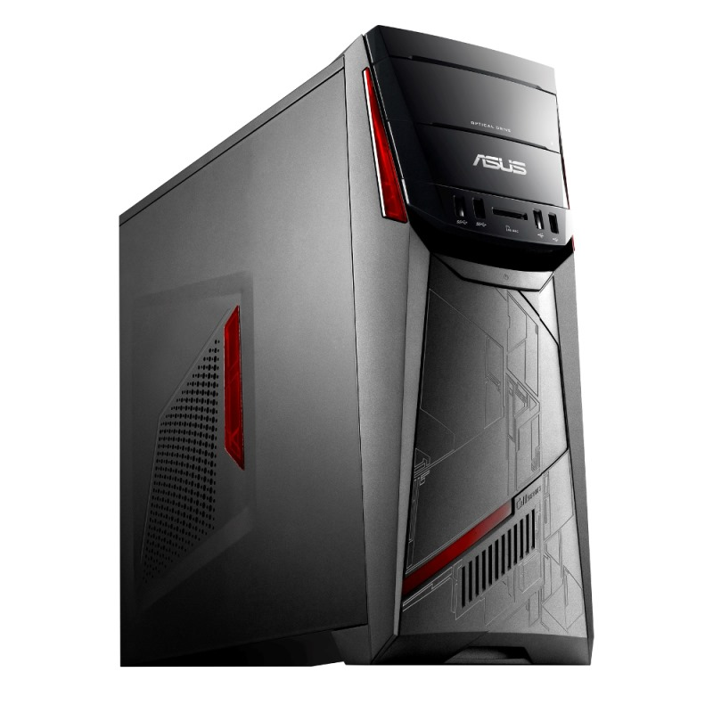 Počítač ASUS G11CB-CZ027T Počítač, i5-6400, 8GB, 2TB-7200 + 8GB SSHD, GTX950 2GB, DVD-RW, WIFI + BT, W10 G11CB-CZ027T
