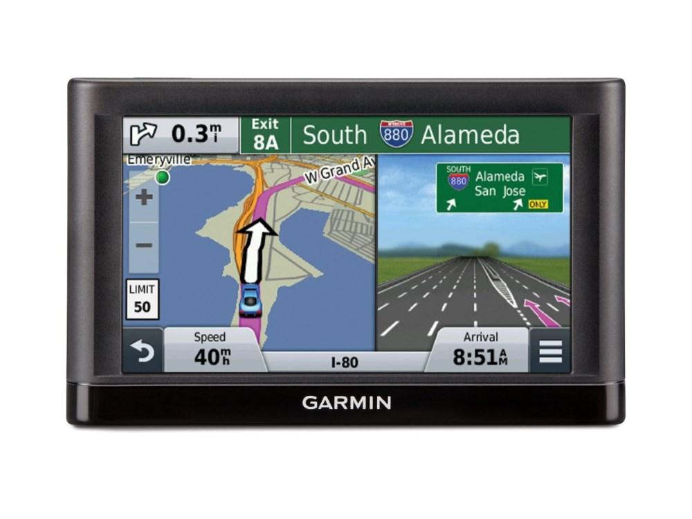 Autonavigace GARMIN nüvi 55 Lifetime Europe22 Autonavigace, 5 displej, mapa 22 zemí Evropy CityNavigator Central Europe, doživotní aktualizace 010-01198-14