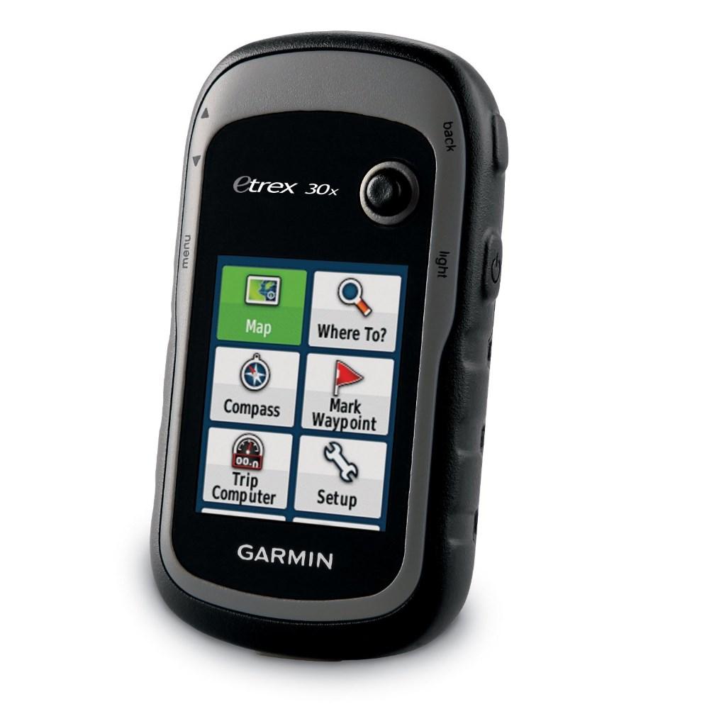 Turistická navigace GARMIN eTrex 30x Turistická navigace, ruční, 2,2 displej, mapy východní Evropy 010-01508-12
