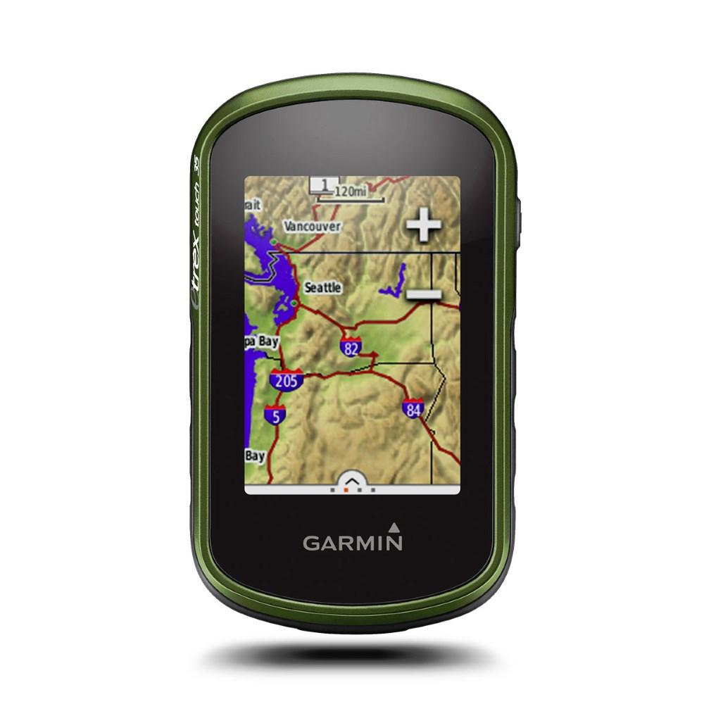 Turistická navigace GARMIN eTrex Touch 35 Europe46 Turistická navigace, ruční, 2,6 displej, mapy topoActive Europe46 010-01325-12