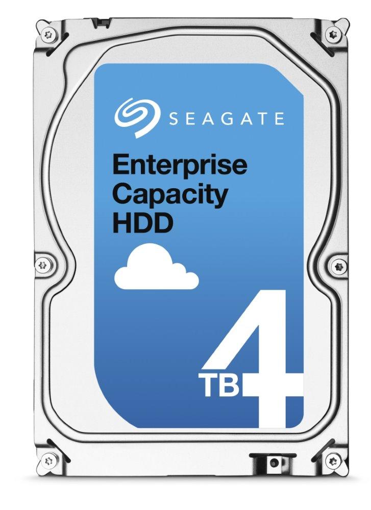 Pevný disk Seagate Enterprise 4 TB Pevný disk, SATA600, Interní 3,5, 7200RPM, 128MB ST4000NM0053