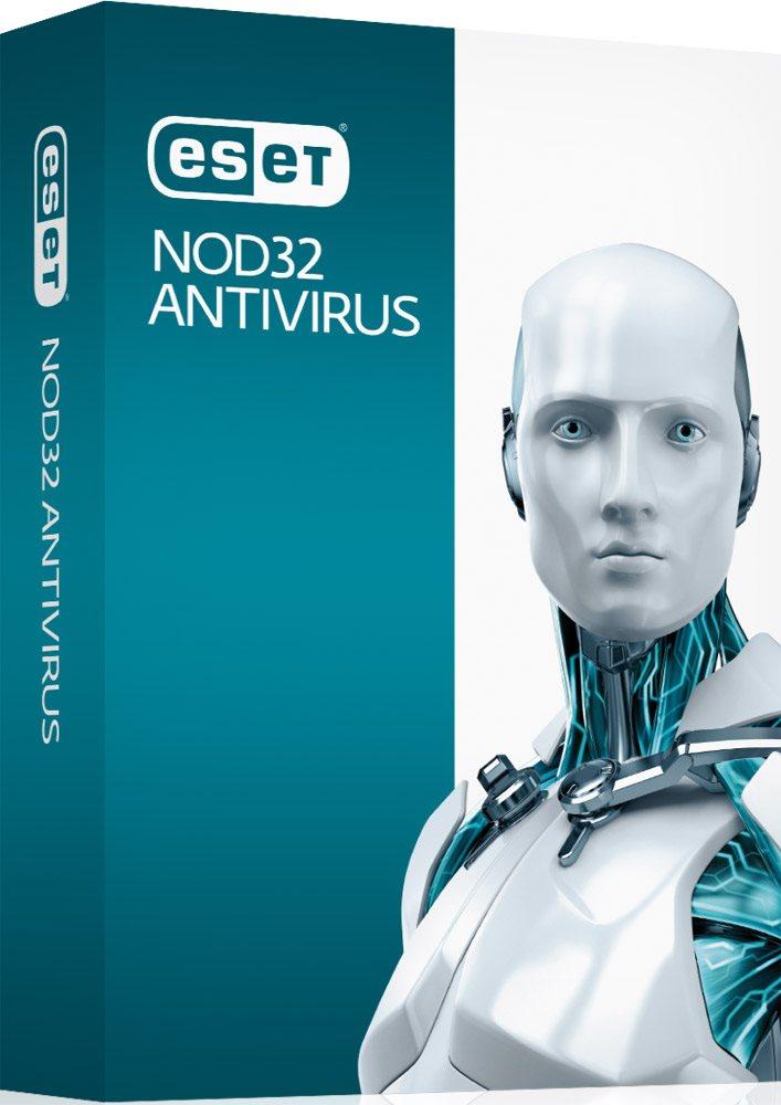 Antivirový software NOD32 pro MS Windows Antivirový software, 1 instalace, 1 rok SWE1001