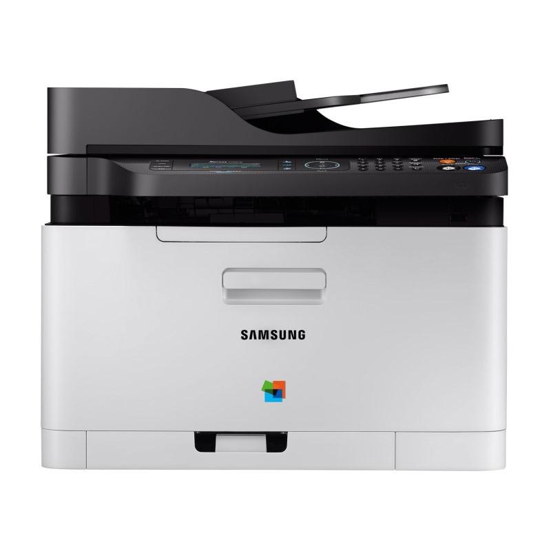 Multifunkční tiskárna SAMSUNG SL-C480FW Barevná multifunkční laserová tiskárna, A4,18/4ppm, 2400x600dpi, 128MB, SPL, USB+LAN+Wifi, LCD, NFC, fax SL-C480FW/SEE