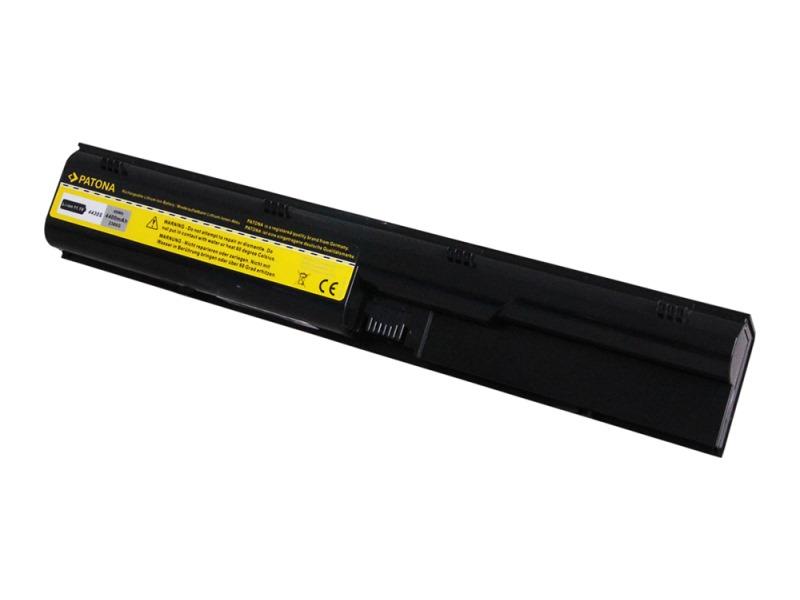Baterie PATONA pro HP ProBook 4330s Baterie, pro notebook HP ProBook 4330s, kompatibilní s QK646AA, 4400mAh, Li-Ion, 11,1V, PR06 PT2380