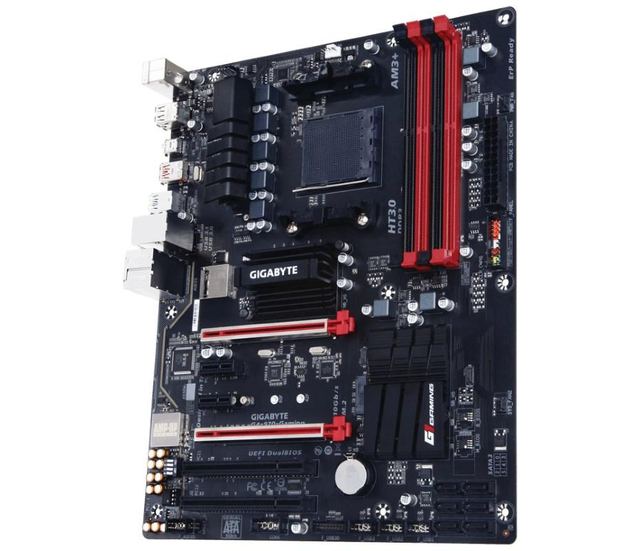 Základní deska GIGABYTE 970-Gaming Základní deska, AMD 970, AM3+, 4xDDR3 1866MHz, ATX GA-970-Gaming