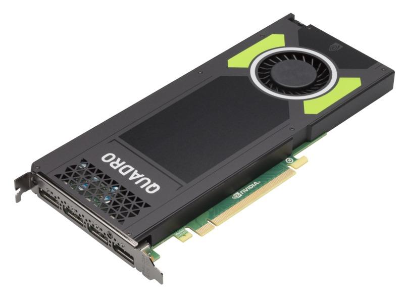 Grafická karta HP NVIDIA PLUS Quadro M4000 Grafická karta, 8GB, PCI-E, 4x DP M6V52AA