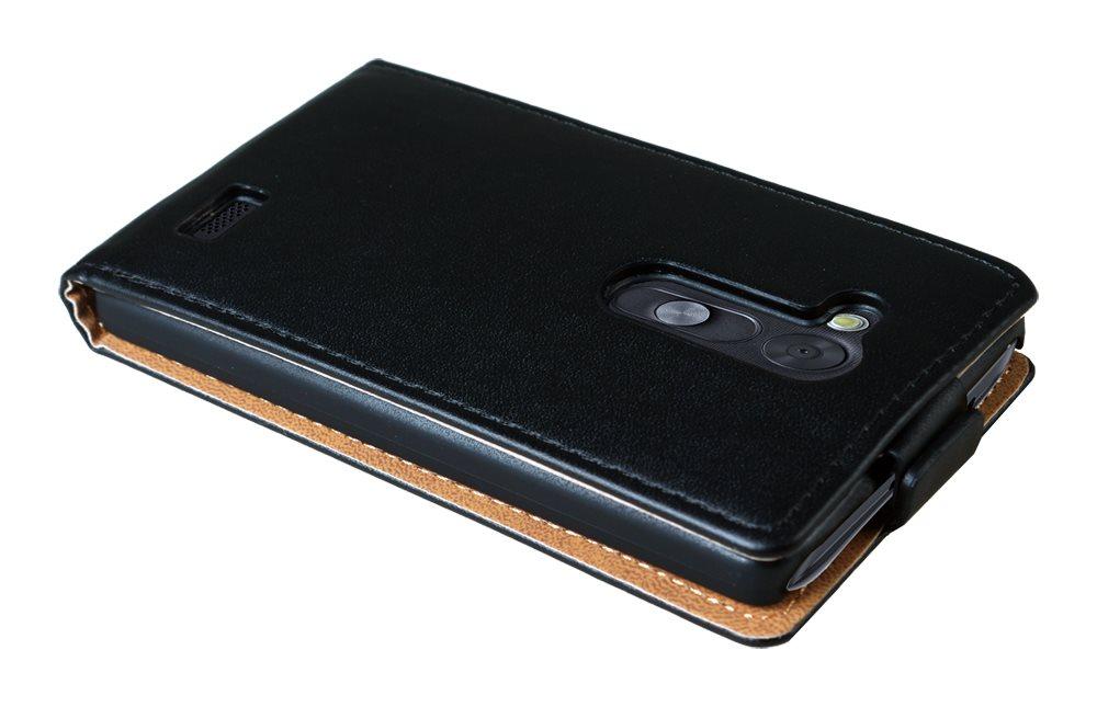 Pouzdro PATONA pro LG L Fino černé Pouzdro, pro mobilní telefon LG L Fino, černé PT8188
