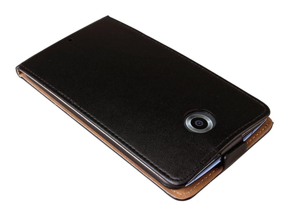 Pouzdro PATONA pro Motorola Nexus 6 Pouzdro, pro mobilní telefon Motorola Nexus 6 XT1100, černé PT8351