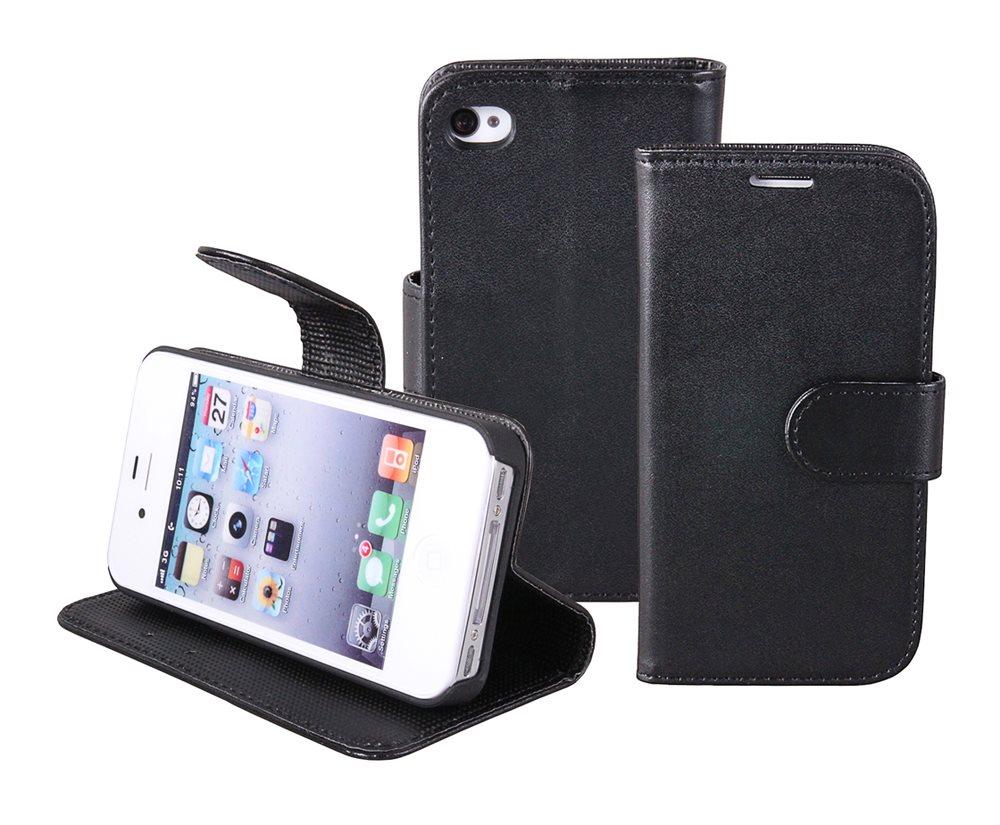 Pouzdro PATONA pro Apple iPhone 4S, černé Pouzdro, pro mobilní telefon Apple iPhone 4S, černé PT8367