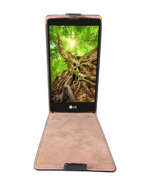 Pouzdro PATONA pro LG Magna černé Pouzdro, pro mobilní telefon LG Magna / G4c, černé PT8425